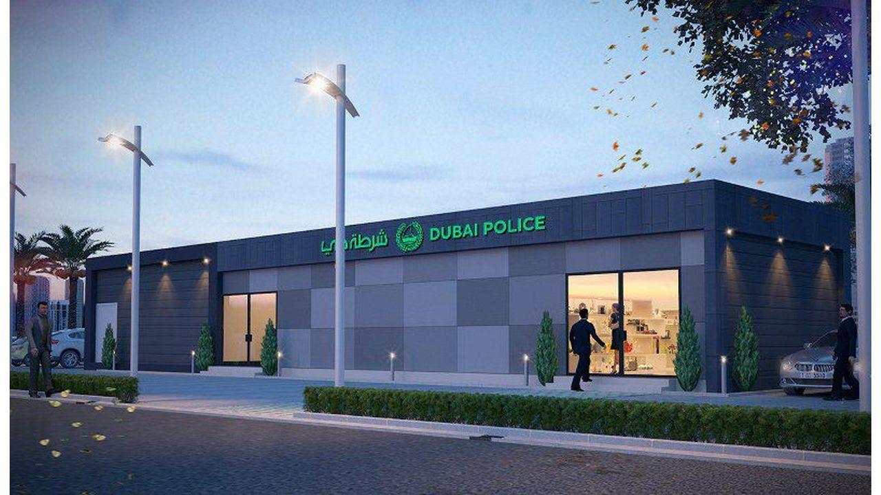 Dubai Police Academy Exterior Design Images (10)