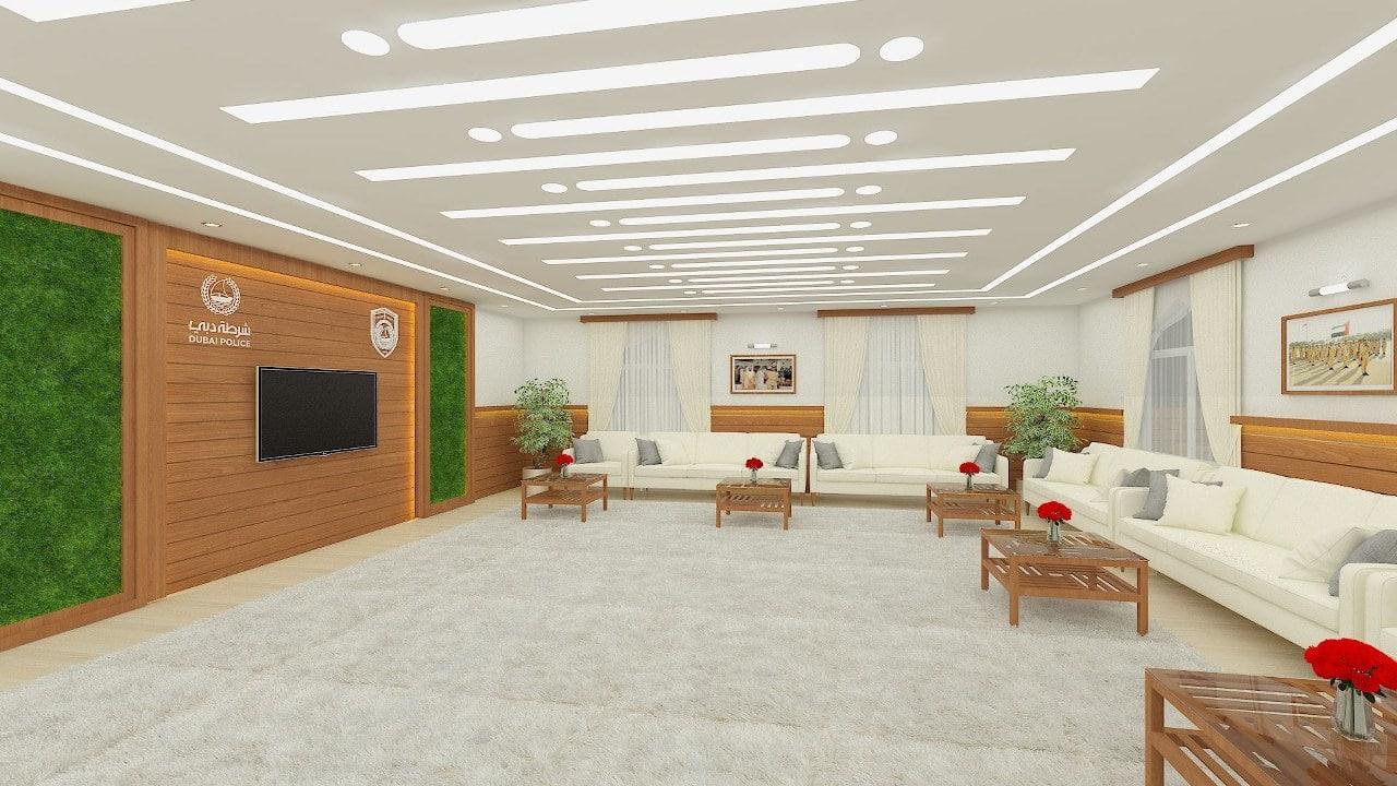 Dubai Police Interior Design Images (12)