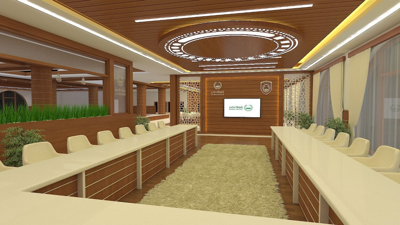 Dubai Police Interior Design Images (27)