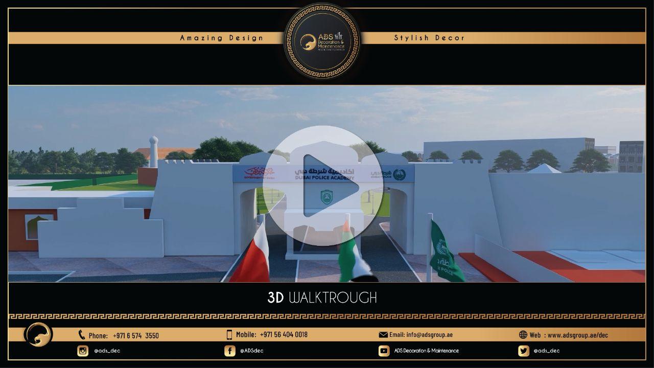 ADS Decoration 3D Walkthrough Cover Photo (2)