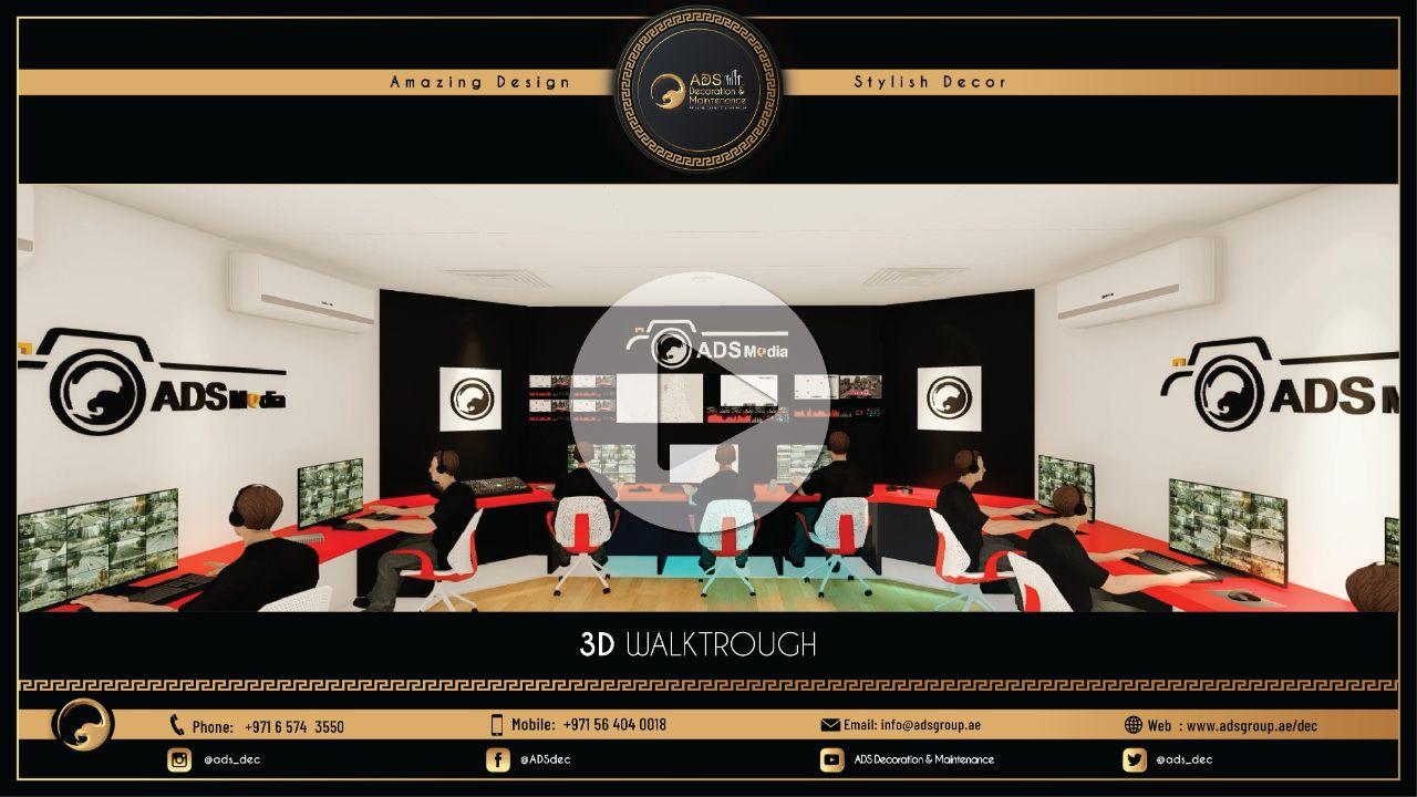 ADS Decoration 3D Walkthrough Cover Photo (4)